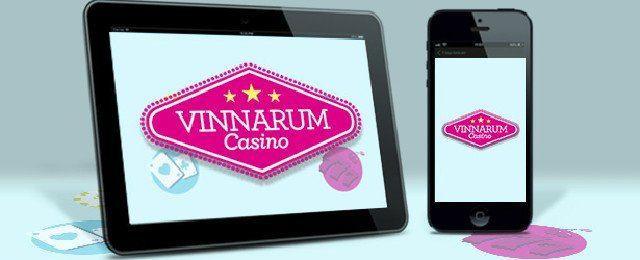 Nya spelare får bäst erbjudande hos Vinnarum