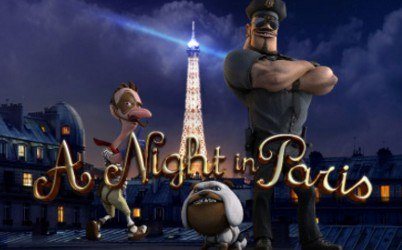 A Night in Paris Online Slot