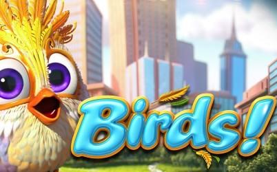 Birds! Online Slot