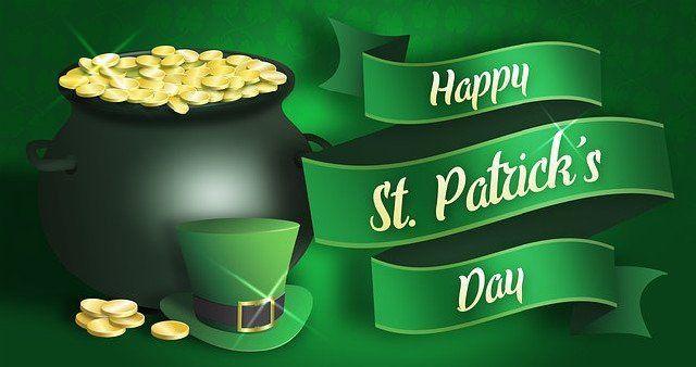 Fira S:t Patricks Day i utmärkt casino-app