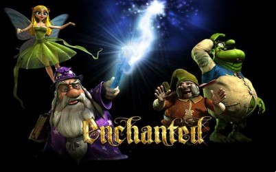 Enchanted Online Slot