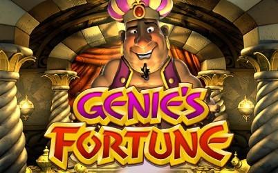 Genie's Fortune Online Slot