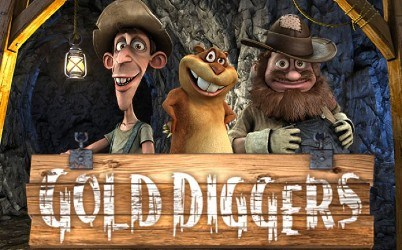 Gold Diggers Online Slot