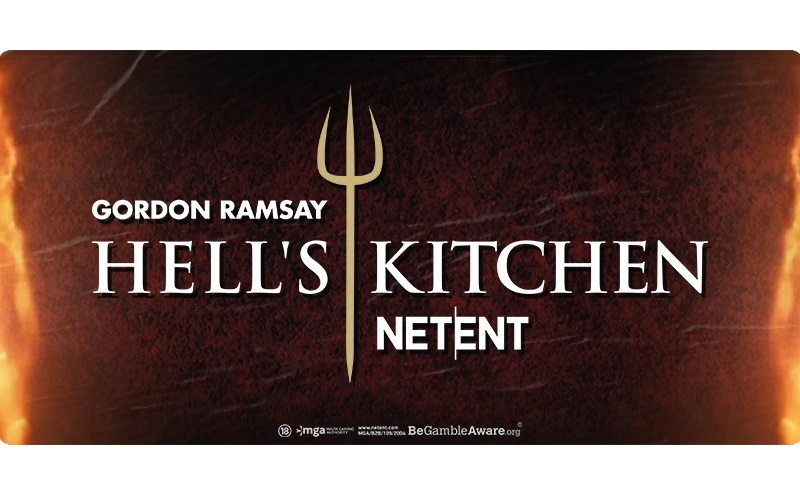 Hell's Kitchen slot bland NetEnts spelsläpp 2020