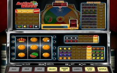 Action Wheel Online Slot