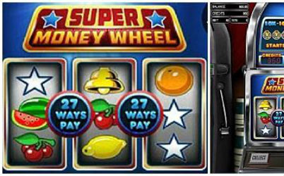 Super Money Wheel Online Slot