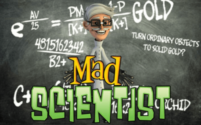 Mad Scientist Online Slot