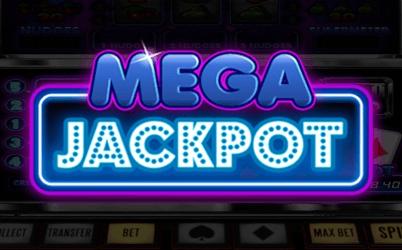 Mega Jackpot Online Slot