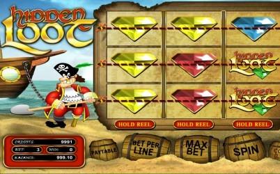 Hidden Loot Online Slot