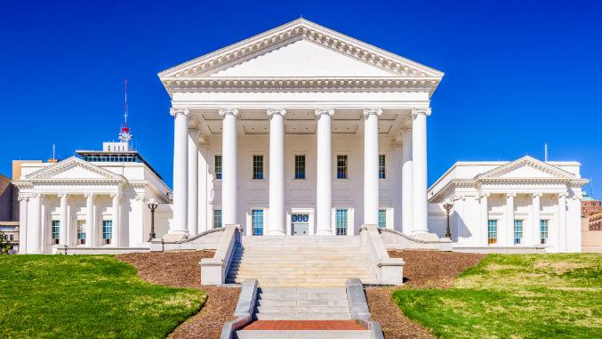 Virginia Legislature Passes Bill Legalizing Sports Betting