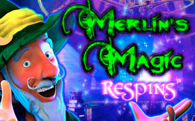 Merlin's Magic Respins Online Slot