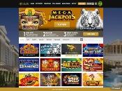 Caesars Casino Screenshot 1