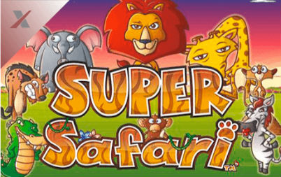 Super Safari Online Slot