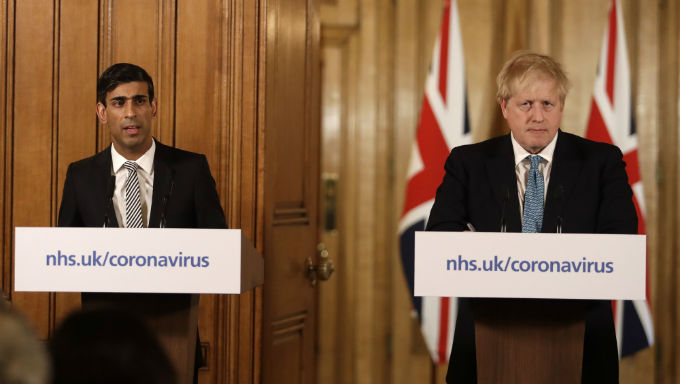 Rishi Sunak Favourite To Replace Boris Johnson As Prime Minister