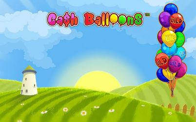 Cash Balloons Online Slot