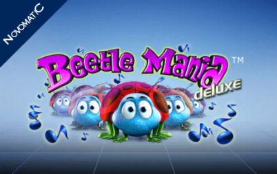 Beetle Mania Deluxe Online Slot