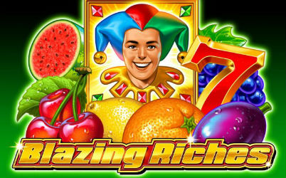 Blazing Riches Online Slot