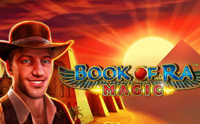 Book of Ra Magic Online Slot