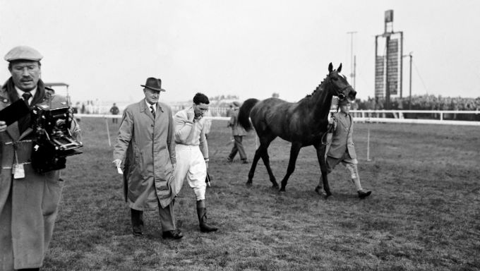 The Story of Devon Loch and the 1956 Grand National