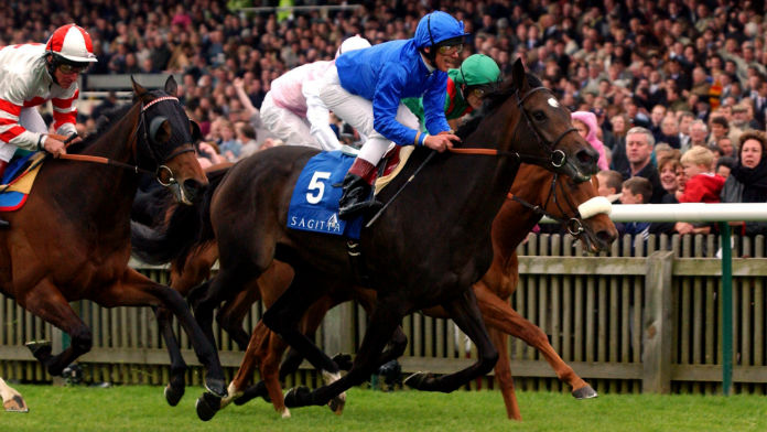 Five Fillies That Did The Guineas And Oaks Double