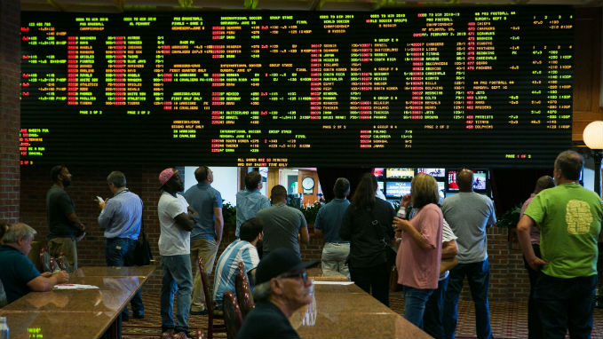 Delaware February Sports Betting Revenue Rises Year-Over-Year