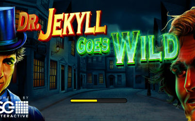 Dr. Jekyll Goes Wild Online Slot