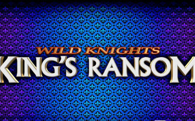 Wild Knights King's Ransom Online Slot