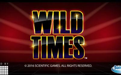Wild Times Online Pokie