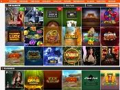 SportNation Casino Screenshot 1