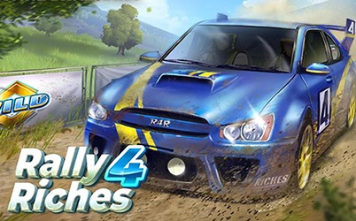Rally 4 Riches Online Pokie