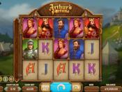 Arthur's Fortune Screenshot 1