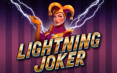 Lightning Joker Online Slot