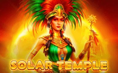 Solar Temple Online Pokie