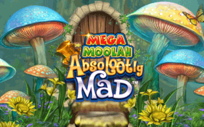 Absolootly Mad Mega Moolah Online Pokie