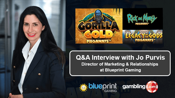 Blueprint Gaming Q&A: Upcoming Games, Megaways Plans & More