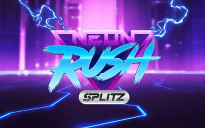 Neon Rush Splitz Online Pokie