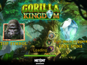 Gorilla Kingdom Screenshot 1