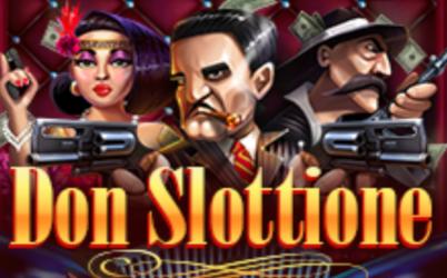 Don Slottione Online Pokie