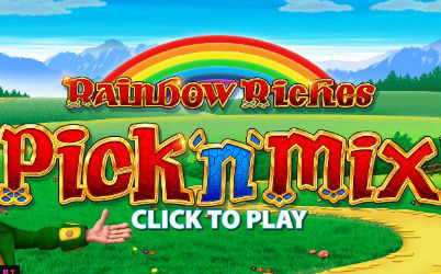 Rainbow Riches Pick'n'Mix Online Slot