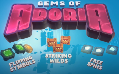 Gems of Adoria Online Slot