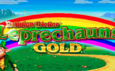 Rainbow Riches Leprechauns Gold Online Slot