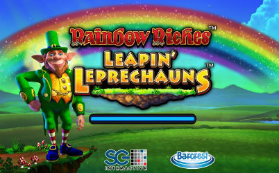 Rainbow Riches Leapin' Leprechauns Online Slot