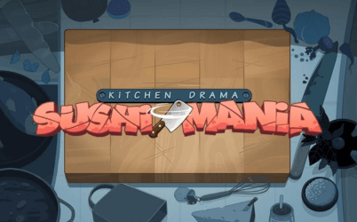 Kitchen Drama: Sushi Mania Online Pokie