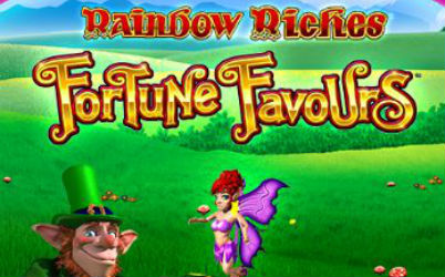 Rainbow Riches Fortune Favours Online Slot