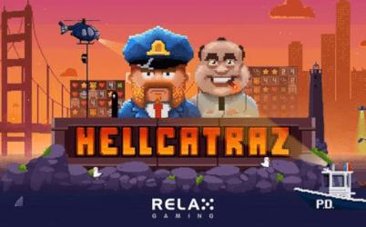 Hellcatraz Online Pokie