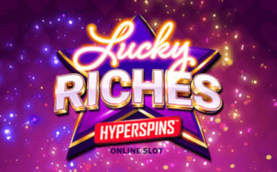 Lucky Riches Hyperspins Online Pokie