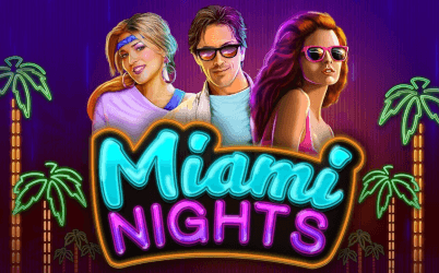Miami Nights Online Pokie