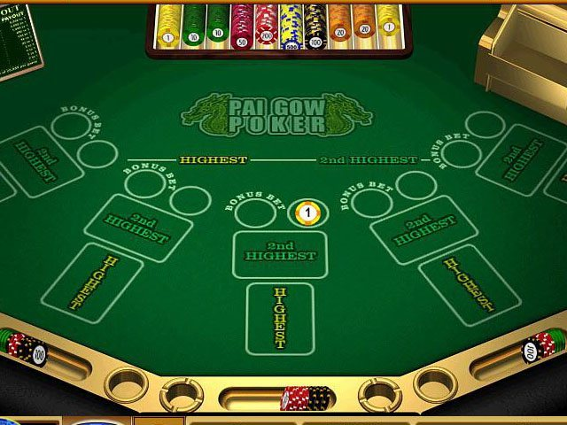Pai gow poker free game webcam casino saint valery en caux