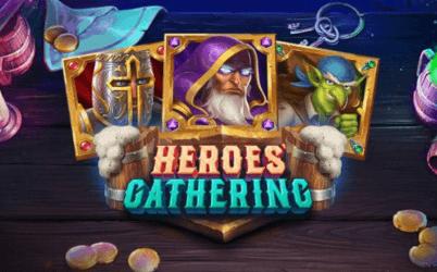 Heroes' Gathering Online Slot