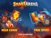 Snake Arena Screenshot 1